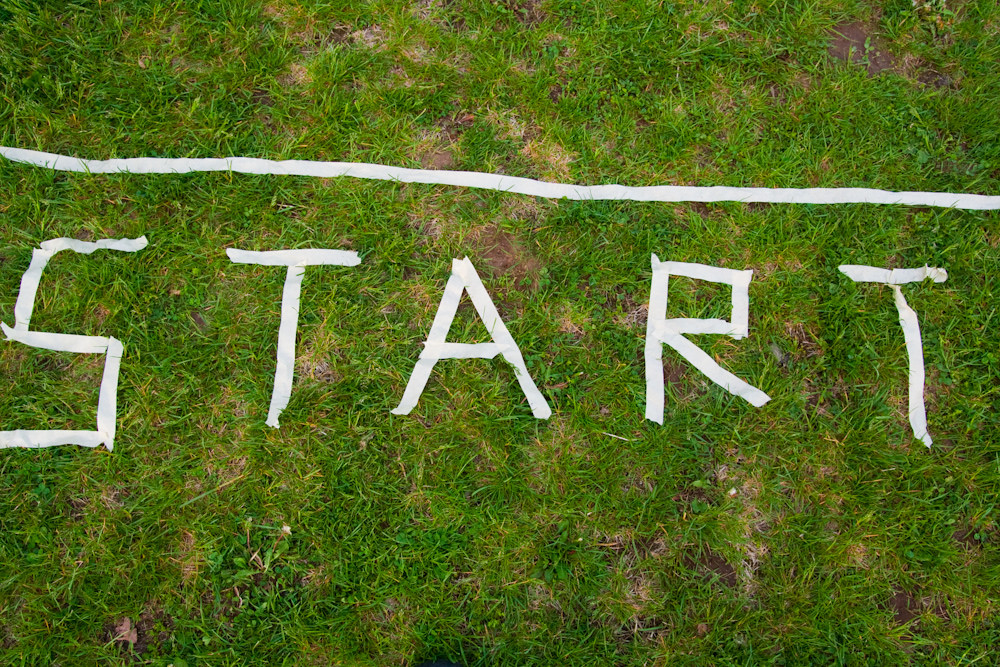 photo credit: Start Starting Line Americorps Cinema Service Night Wilcox Park May 20, 20117 via photopin (license)